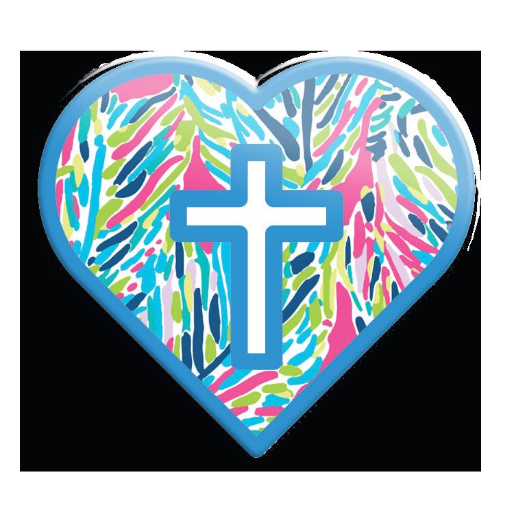 ACR155 CROSS HEART